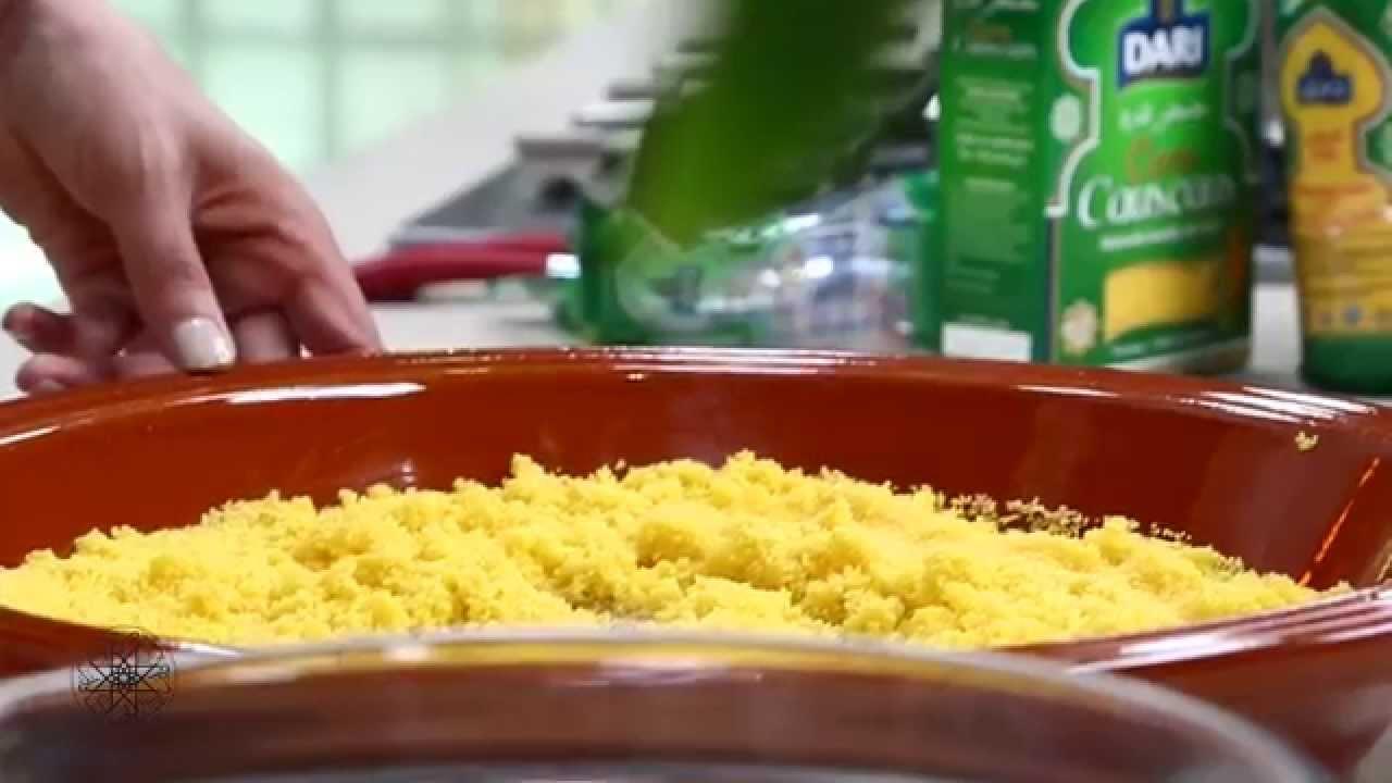 شميشة : طهي كسكس الذرة بادَّاز بالبخار