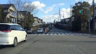 三田・篠山方面から吉原墓地チェリーブロッサムへの経路を紹介していま...
