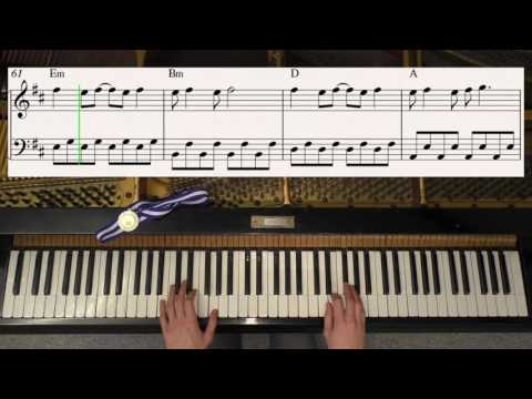 Mercy - Shawn Mendes - Piano Cover Video by YourPianoCover