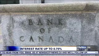 How the BOC interest rate hike will affect your mortgage, lines of credit & savings