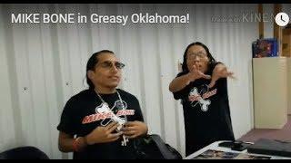 MIKE BONE in Greasy Oklahoma!