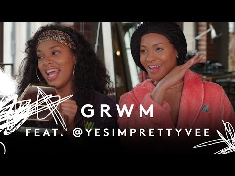 GET CLUB READY WITH ME ft. @yesimprettyvee