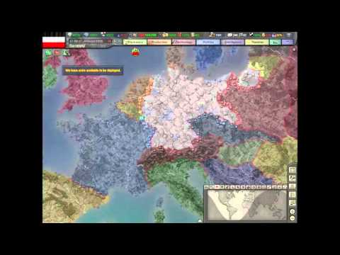 [LET'S PLAY] Hearts Of Iron 3 : DEUTSCHLAND UBER ALLES | Part 1