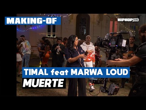 Youtube: Timal – Muerte feat. Marwa Loud (Making Of Officiel – Exclusivité HipHop DX)
