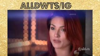 dwts: sharna and antonio week 4 rehearsal package