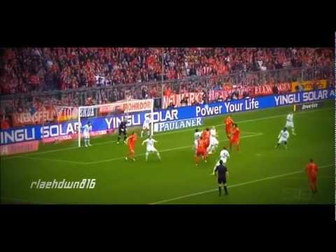 Javi Martinez  :: Skill & Goals ::  2013 HD