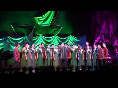 UPLB Choral Ensemble - A Thousand Years