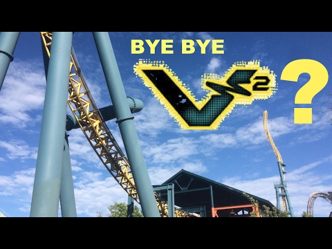 Will Six Flags Great America Remove V2 in 2017?