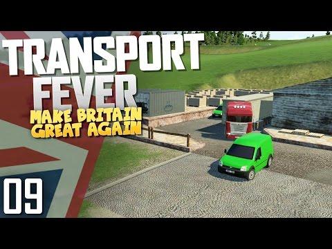 Transport Fever | Make Britain Great Again | Part 9