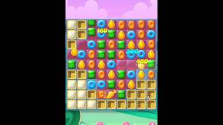 Candy Crush Jelly Saga Level 26 New No Boosters