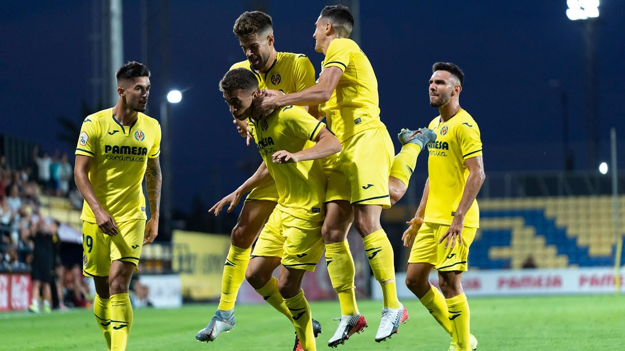 Resumen Villarreal B 2 - 1 Orihuela CF