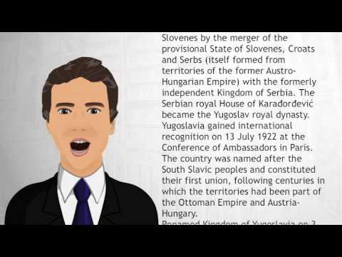 Yugoslavia - Wiki Videos