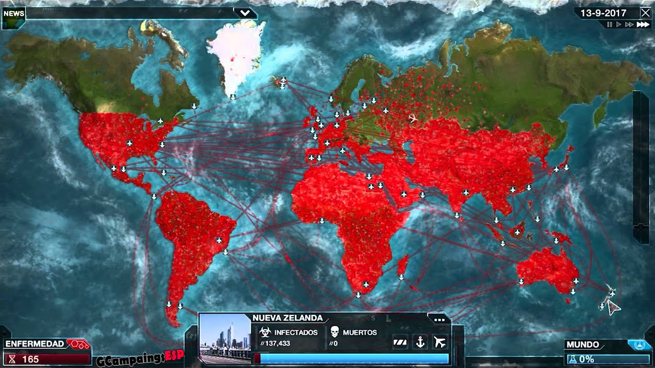 Plague Inc Pilz Normal