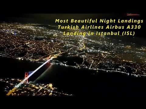world's-most-beautiful-landings.-#19.-turkish-airlines-a330-night-landing-in-istanbul