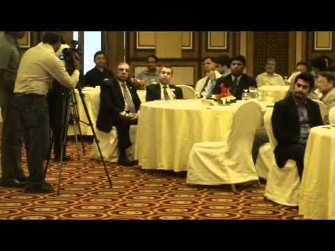 SMEDA Research Journal 11 April 2011 PC hotel Lahore Pakistan