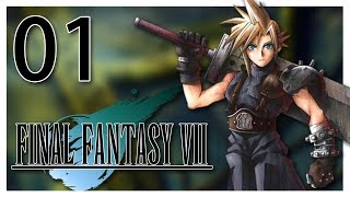 Je découvre enfin FF7 #1 Let's Play Final Fantasy VII (FR PS1 / Steam)