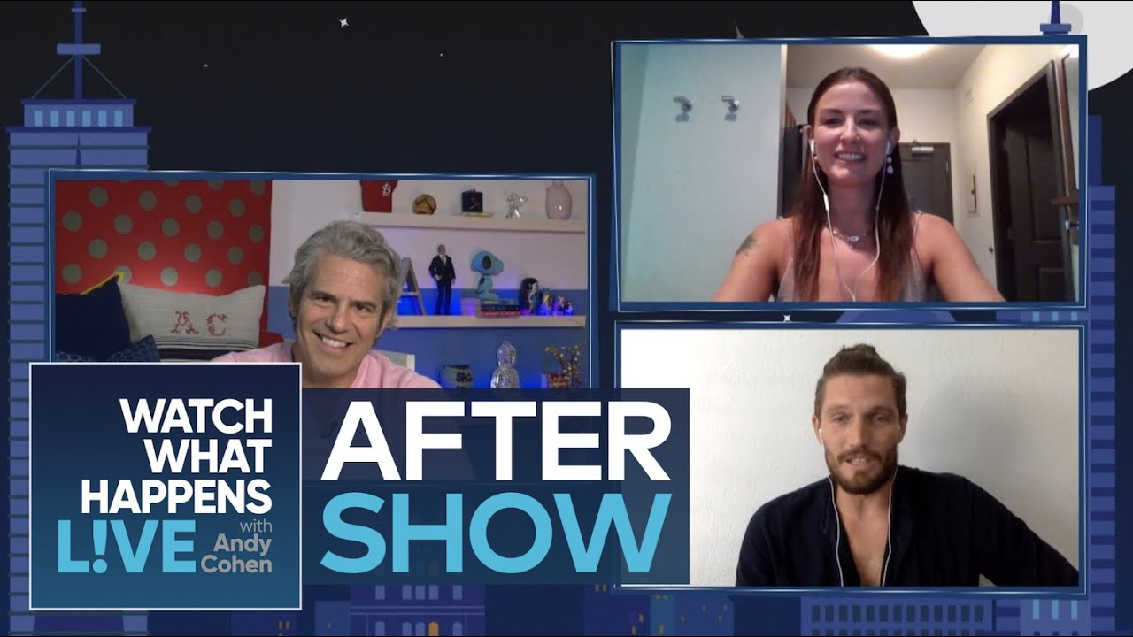 After Show: Is Robert Westergaard Still In Love with Jessica More? | WWHL