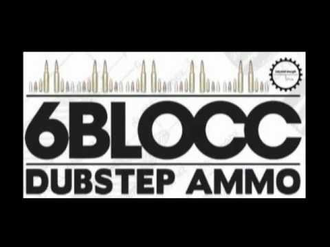 6Blocc - Dubstep Ammo - Sample Pack: Dubstep, DnB, Hip Hop.