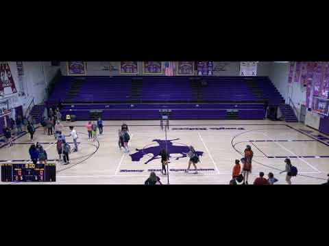 Arcola High School vs. Cerro Gordo Varsity Womens' Volleyball