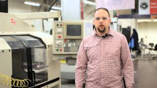 Introduction to Machine Technology   Student Testimonial 2