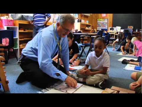 Hisd Garden Oaks Montessori Youtube