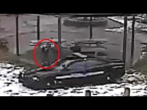 Video shows Cleveland officers shooting boy holding toy gun