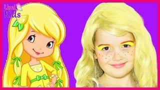 Limon Kız Makyajı | Makyaj Yapma Teknikleri | UmiKids