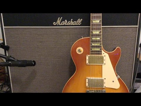 Gibson Les Paul Blues