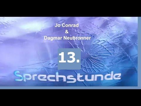 Sprechstunde 13 - Dagmar & Jo /Bewegende Themen bei Bewusst.TV - 21.2.2016