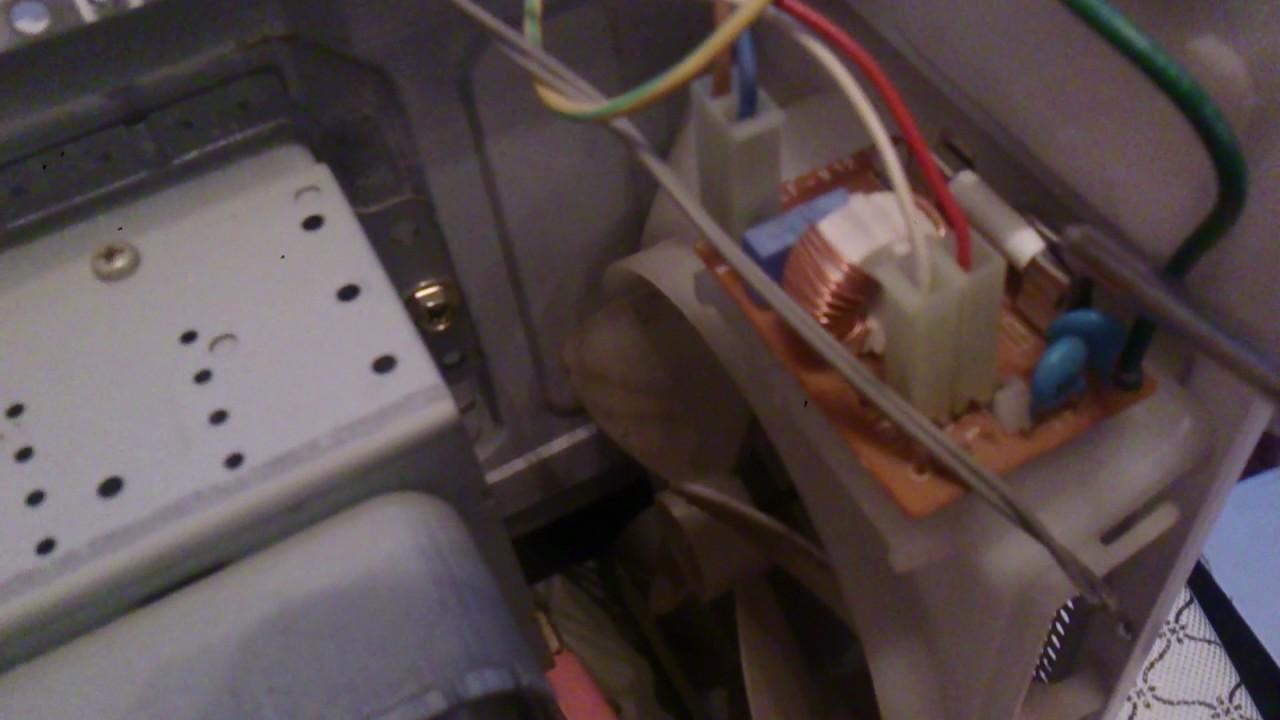 микроволновка hyundai h-1023 как разобрать