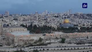 فعاليات اقتصادية تستنكر قرار الرئيس الأمريكي بشأن القدس - (7-12-2017)