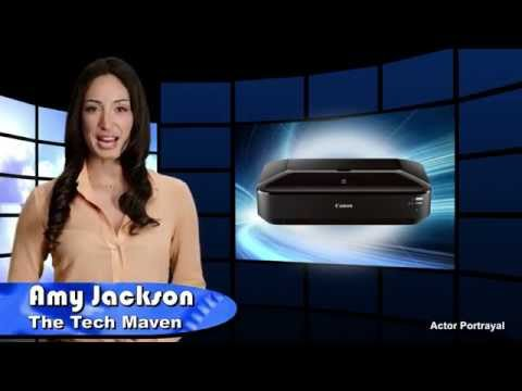 Canon Printers Industrial Video