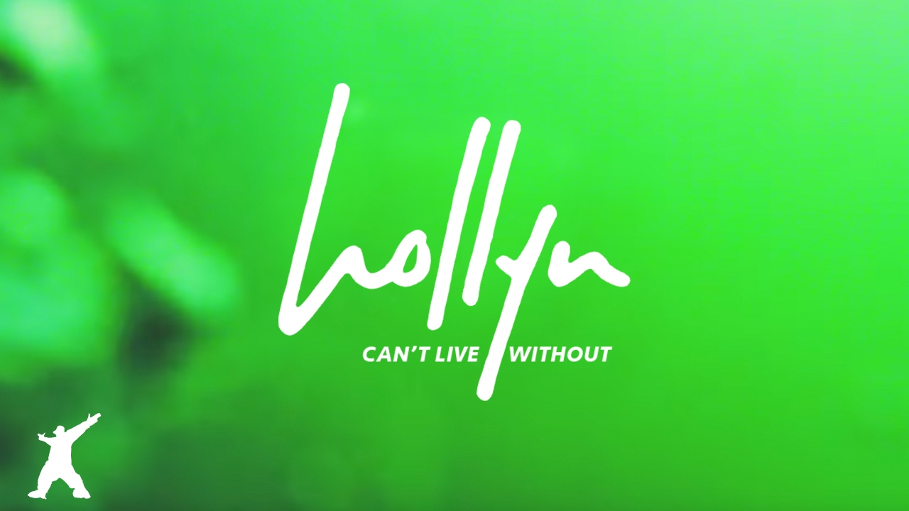 0af716cd7b Hollyn - Can't Live Without (Official Audio Video) - YouTube