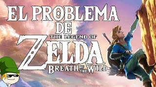 El PROBLEMA de The Legend Of ZELDA Breath Of The Wild