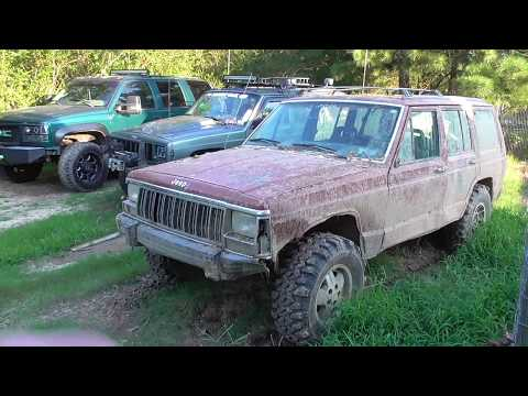 1991 Cherokee Update | Wheeling Trips/Damage | Motor Breaking Up Over 3,000 RPM