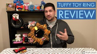 Trying to Destroy Indestructible Dog Toys! (Tuffy Mega Gear Ring Review)