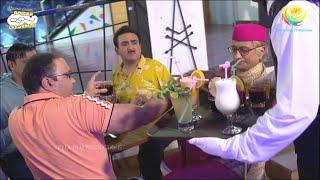 NEW! Ep 3216 - Bapuji Ko Aayi Hitchki! | Taarak Mehta Ka Ooltah Chashmah | तारक मेहता का उल्टा चश्मा
