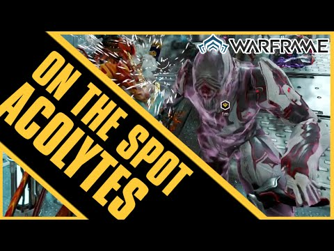 ON THE SPOT LORE: ACOLYTES