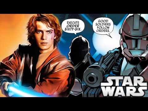 How Did The Empire Say Anakin Skywalker Died? - Star Wars Explained