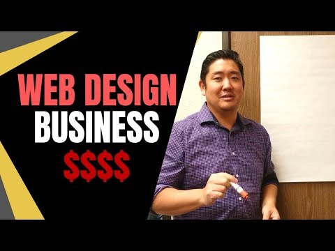 How to Scale a Web Design Company | Million Dollar Business?  - Day 14
