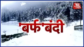 Shimla, Manali Cut Off After Snow, Traffic Hampered