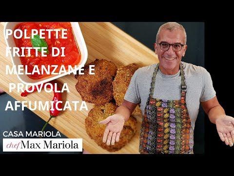 Polpette fritte  di melanzane e provola affumicata   - chef max mariola mp3