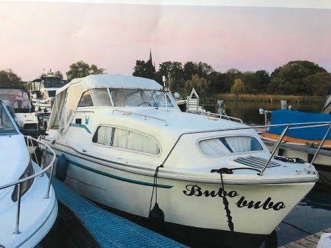 Motorboot Viking 26 Raumwunder Mit 60 PS Zu Verkaufen - BrauckmannBoote.de