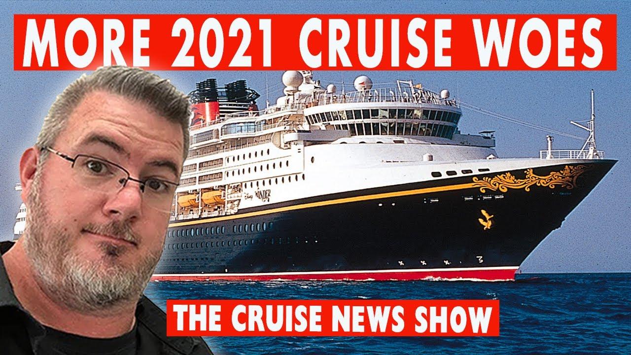 MEGA CRUISE UPDATE - Disney, MSC, Carnival, P&O, Royal Caribbean, Cancelations, Restarts, & MORE