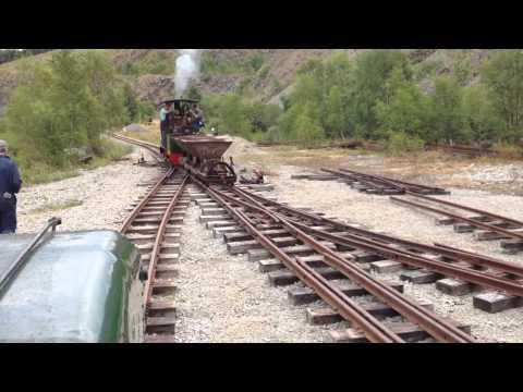 Threlkeld Quarry – Narrow Gauge Railway Gala 2013