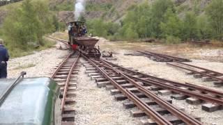 Threlkeld Quarry - Narrow Gauge Railway Gala 2013