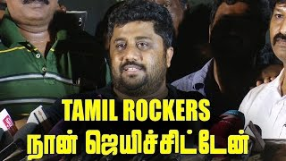 Here After TamilRockers Won't Work Well | K.E Gnanavel Raja Victory Speech Producer Council Election