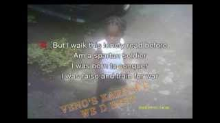 TOMMY LEE   SPARTAN SOLDIER KARAOKE