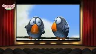 Мультик про птичек. Студия Пиксар. Cartoon about birds. Studio Pixar.