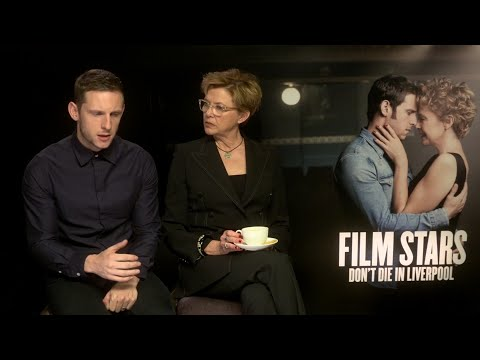Love is all around for cast of 'Film Stars Don't Die in Liverpool'